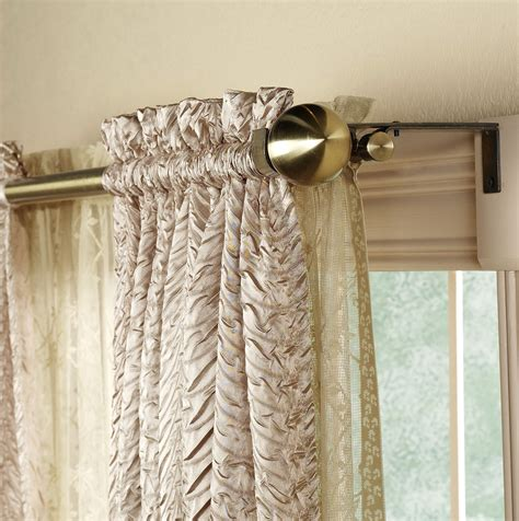 where to buy curtain rods cheap discount curtain rods online home design ideas