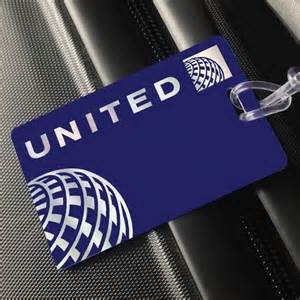 luggage united airlines united airlines luggage tags airline tags label stuff