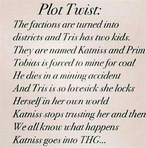 plot twist belinda williams plot twist of all plot twists divergent