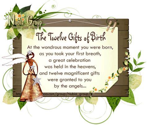 the twelve gifts of antjie die rooibruin hen the twelve gifts of birth