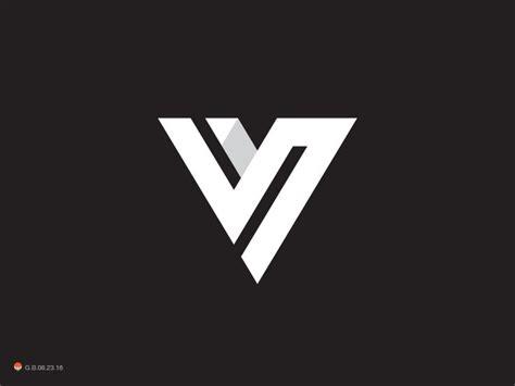 letter pattern logo 17 best images about logos para victor on pinterest logo