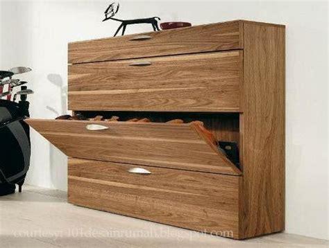 desain lemari sepatu minimalis desain rumah ideal 15 desain rak sepatu unik dan minimalis