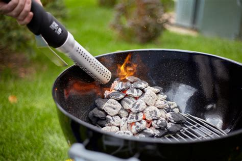 How To Light A Pit Without Lighter Fluid grilling accessories electrolight starter charcoal grill lighter homeright