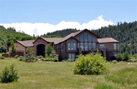 coloradorealestatehomesource bell mountain ranch in