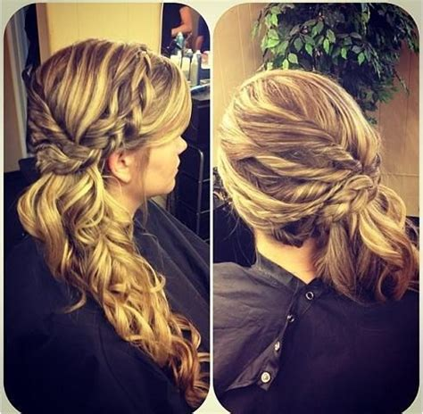 braided hairstyles side ponytail 16 fabulous braided hairstyles for girls pretty designs