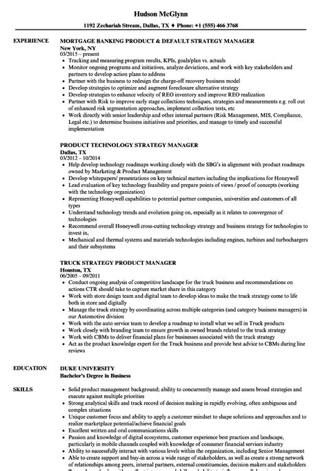 appointment letter sle for production manager business product manager description summary exle