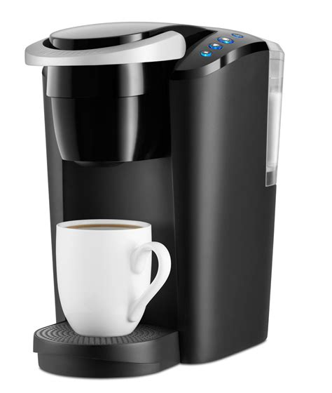 Keurig Coffee Maker keurig k compact coffee maker brewing system single serve brewer k cup black new ebay
