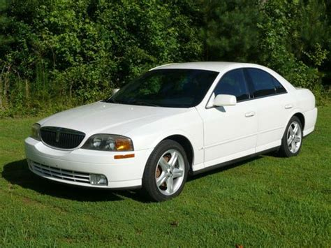 find used 2001 lincoln ls sport sedan rare v6 5 speed manual in prescott valley arizona united purchase used 2001 lincoln ls sport rare 5 speed manual transmision one local owner in