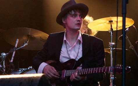 Pete Doherty Steals Cars Goes Free by Babyshambles Singer Pete Doherty Performs At Len Pen