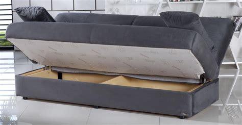 Futon With Storage Underneath 20 Ideas Of Sofa Beds With Storage Underneath Sofa Ideas