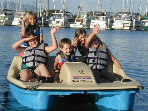 paddle boats ventura harbor pedal boats