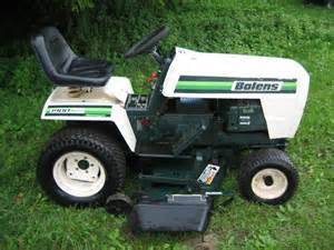bolen s lawn and garden tractors