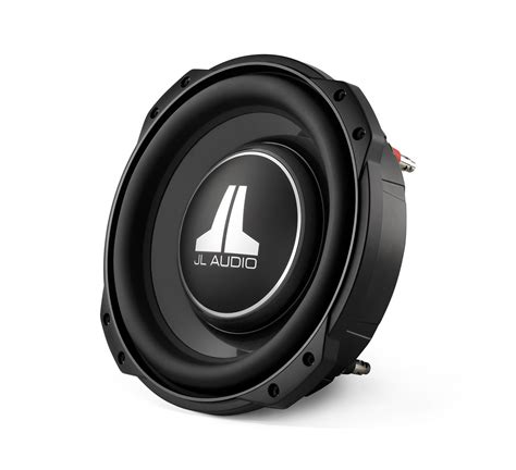 Driver Speaker Subwoofer jl audio 10tw3 d4 high performance 10 inch thin subwoofer