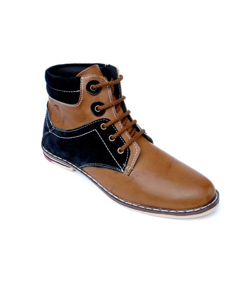 pfc suede leather boots price in india buy pfc