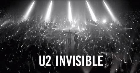 testo invisible u2 invisible il nuovo singolo degli u2 testo traduzione e