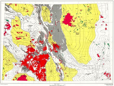 colorado and gas fields map ms 30 basement structure map of colorado with major