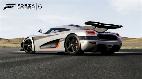 koenigsegg one 1 koenigsegg one 1 joins forza 6 on xbox