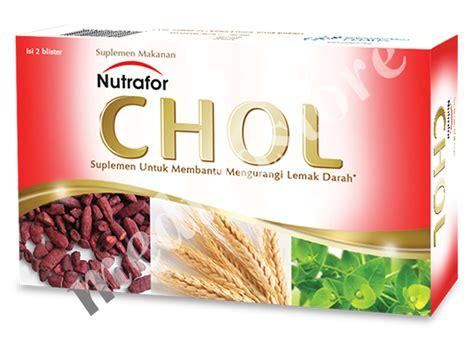 Suplemen Chol Nutrafor Chol 20 S
