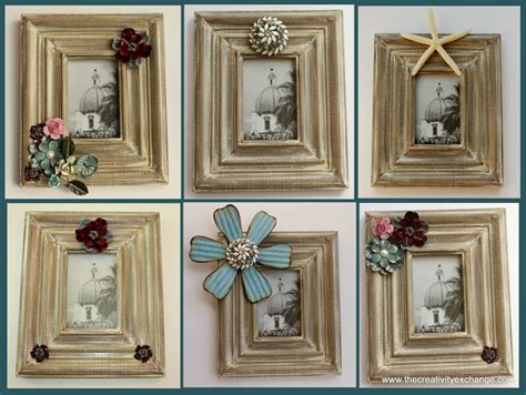 Photo Frames Handmade Ideas - how to rev frames trash to treasure