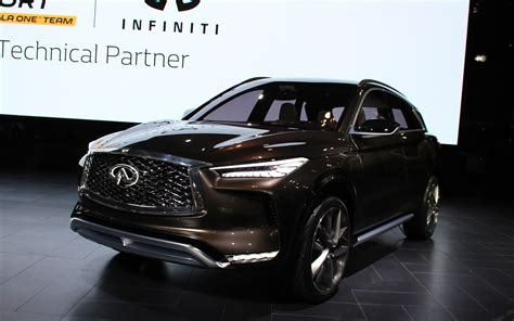 Infiniti Qx50 Concept by Infiniti Qx50 Concept Vivement La Version De Production