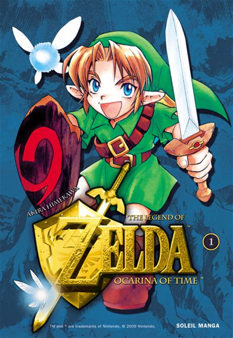 the legend of ocarina of time vol 1 the legend of ocarina of time s 233 rie