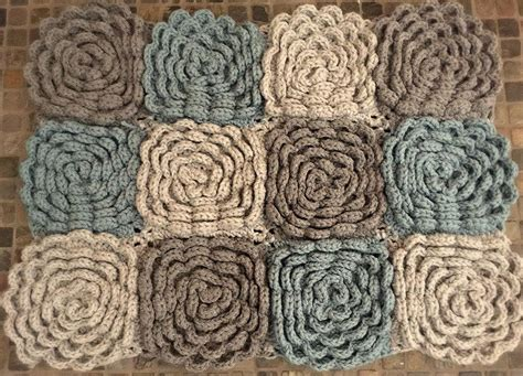 rug pattern crochet rug patterns for a handmade home