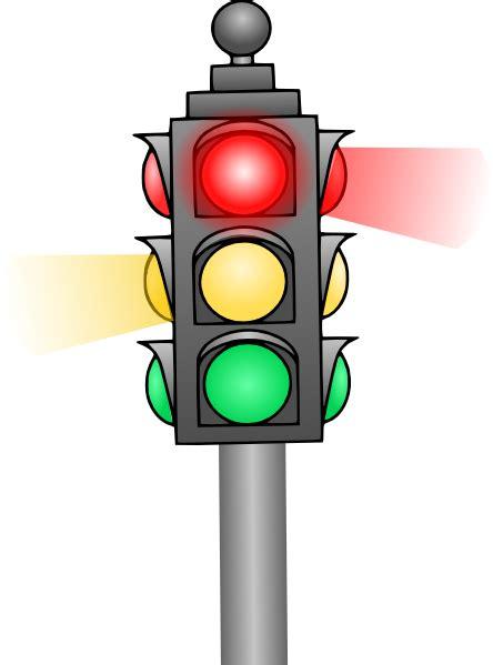 Stop Light by Traffic Light Clip At Clker Vector Clip