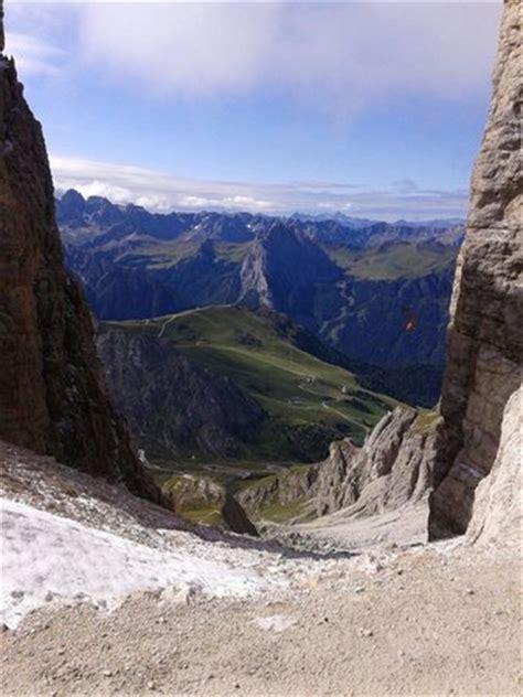 la terrazza delle dolomiti sassolungo foto di la terrazza delle dolomiti canazei