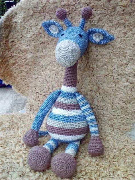 imagenes de jirafas tejidas a crochet 72 best images about stip haak gijs giraffe on pinterest