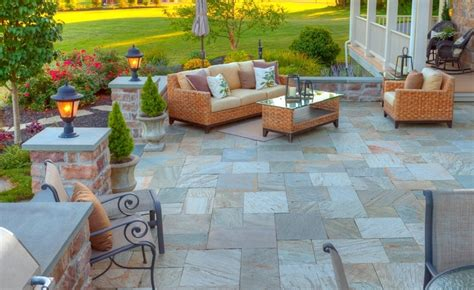 Value Vs Cost To Install A Paver Or Natural Stone Patio Patio Paver Prices