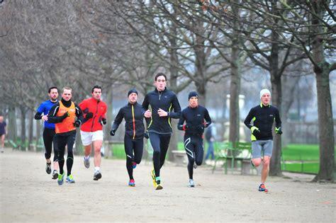 Course A Pied Paris
