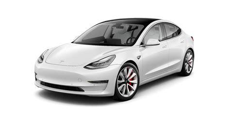 Tesla Model 3 Horsepower by 2017 Tesla Model 3 Sedan Standard Features Specs And