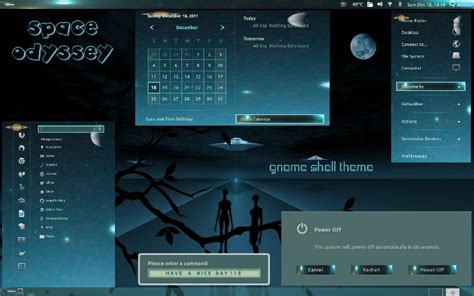 gnome themes cinnamon download space odyssey gnome shell cinnamon linux 24 1 2012