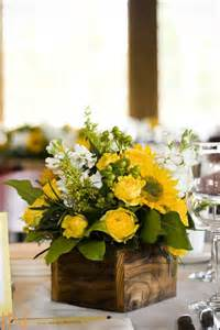 yellow flower arrangements centerpieces 25 best ideas about yellow centerpieces on