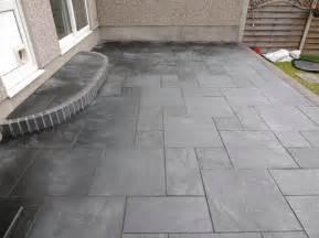 Slate Stone Patio by Slate Patio Tiles Best Outdoor Flooring Flooring Ideas
