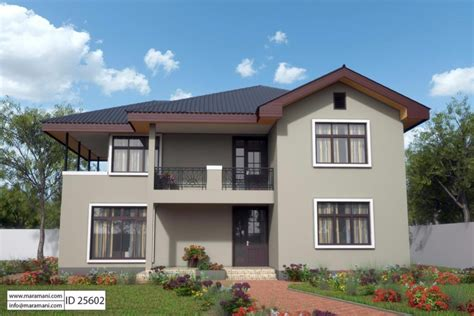 houses with 5 bedrooms compact 5 bedroom house design all rooms are self contained