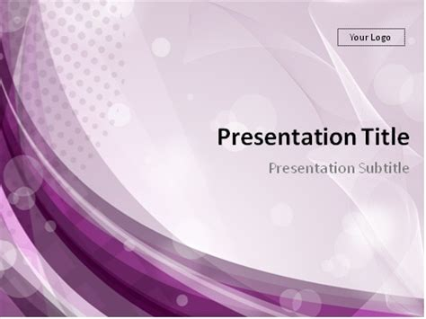 powerpoint templates free download violet download smooth purple abstract background powerpoint template