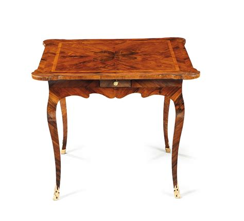 pattern table games a louis xv game table veneered in rosewood and inlaid