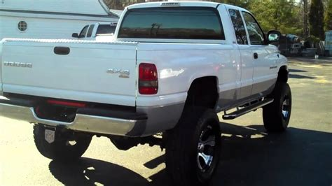 2001 Dodge RAM 1500 Lifted Richmond, VA   YouTube