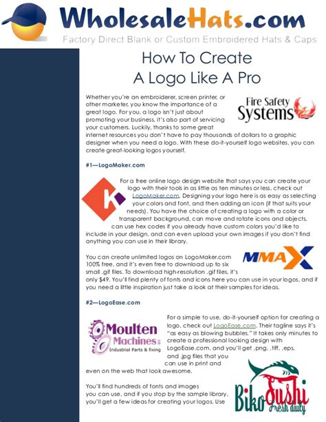design your logo like a pro 2