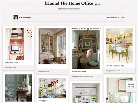 home office decorating ideas pinterest 55 popular pinterest pinboards for your office decor