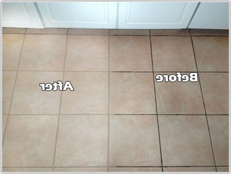 Cleaning Grout With Vinegar Cleaning Tile Floor Grout Vinegar Flooring Home