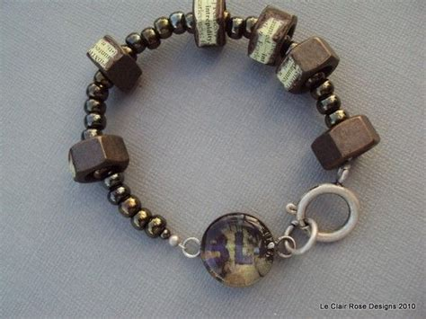 Nuts and Bolts Bracelet   Make it work   Pinterest