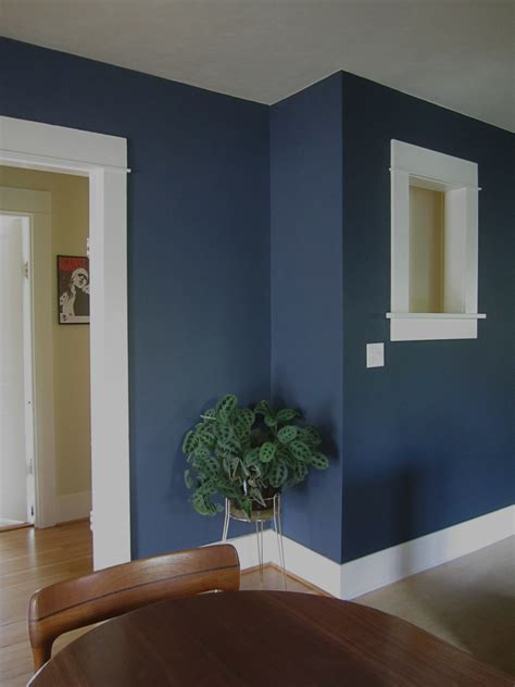 Benjamin Moore Dining Room Colors hale navy red house west