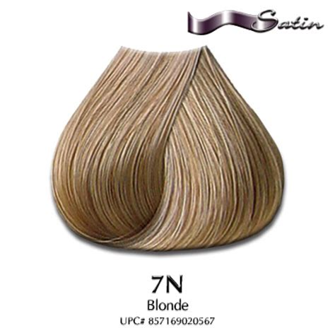 satin hair color satin hair color 7n hair coloring satin hair