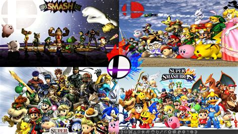 Smash Bros can the smash bros series be evolved any further