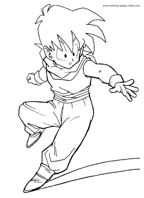 coloring pages of dragon ball z characters 1000 images about free choice on pinterest cable