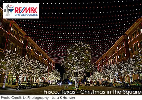 dallas forth worth best places christmas lights