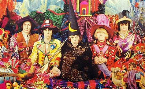amidst the stones of books the rolling stones their satanic majesties request 50th