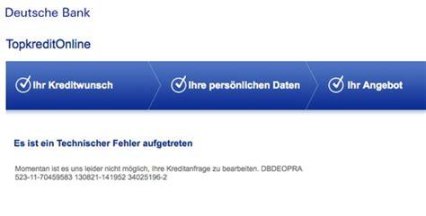 deutsche bank banking beantragen kredite deutsche bank und norisbank lassen 196 ltere im